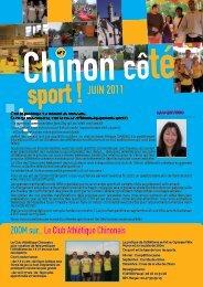 JUIN 2011 - Chinon