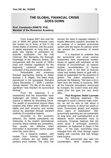 Principalele tipuri de riscuri operaţionale ce pot afecta ... - Journal