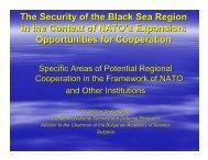 3 - Shalamanov - black sea security program