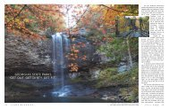 Georgia's State Parks - Views Magazine Website