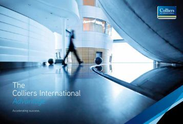 The Colliers International Advantage