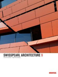 swisspearl architecture 9