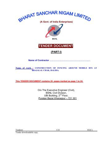 BSNL WIMAX APPLICATION FORM PDF
