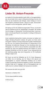 Programm Kongress in St-Anton - Seite 3