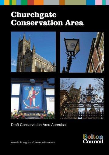 Churchgate Conservation Area - Bolton Metropolitan Borough Council