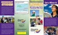 PolicieS & PRacticeS - Molloy College