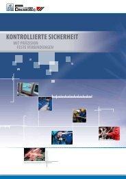 KONTROLLIERTE SICHERHEIT - v-tools