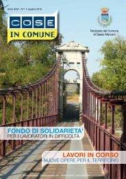 Cose in Comune - Sasso Marconi Blog