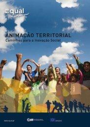Animação Territorial - Caminhos para a Inovação Social - Minha Terra