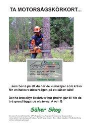 Infobroschyr för hemsidan 2010-02-12.indd - Säker Skog