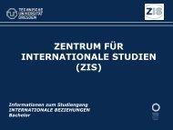 BA-IB-P - Technische Universität Dresden