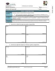 Portafolio etapa 2. Geometría plana - Preparatoria 22