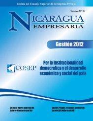 revista 26 - Cosep