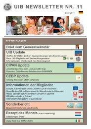 Informationen der Mitglieder - Uibaker.org