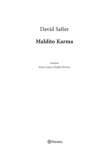 Maldito Karma - Capítulo 1 - Planeta