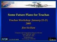 Truchas Flow Models