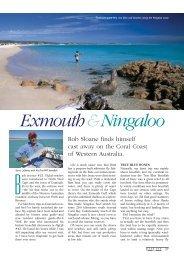 Exmouth & Ningaloo