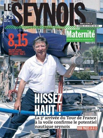 Télécharger le Seynois n°25 de juillet / août - La Seyne-sur-Mer