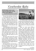 Aus dem Gemeindeleben - Kirche Bad Eilsen - Seite 4