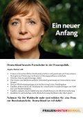 Frauen in Hessen... für Angela Merkel - publi-com.de - Page 2