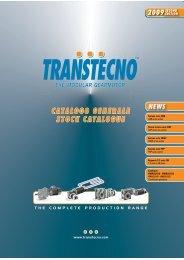 catalogo generale stock catalogue 2009second - Famco