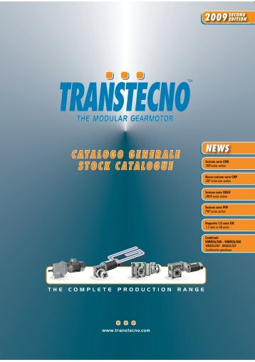 catalogo generale stock catalogue 2009second - Famco