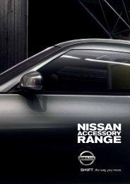NISSAN RANGE - Australian Nissan X-Trail Forum and Store