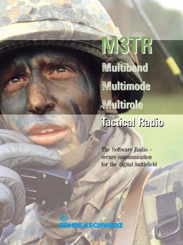 Multiband Multimode Multirole Multiband Multimode Multirole ...