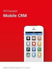Whitepaper Mobile CRM - Was Unternehmen wissen müssen