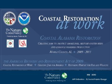 Photo by Beth Young - Restore America's Estuaries