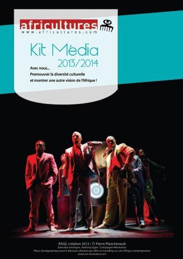 Kit Média - Africultures