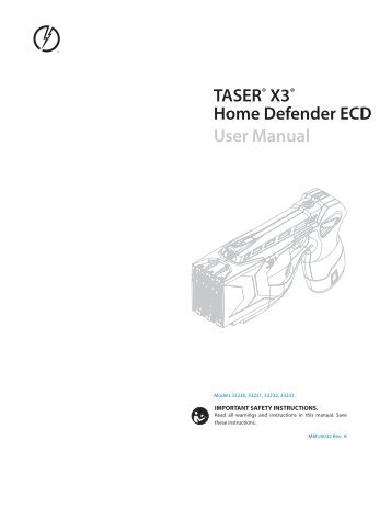 40 free Magazines from TASER.COM