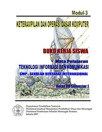LKS Keterampilan & Operasi Dasar Komputer