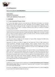 Kit pédagogique - Brest Information Jeunesse