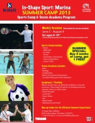 Download a printable pdf of our 2013 Marina Summer Tennis Camp ...