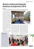 Informativo sacarolhas nº 2.indd - Ibravin - Page 7