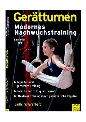Gerätturnen Modernes Nachwuchstraining - Getu Gossau