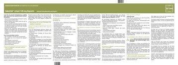 Substitol Retard 120 Mg Kapseln - Mundipharma