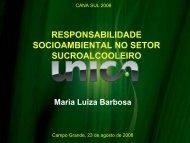 projetos com responsabilidade social - OPEC