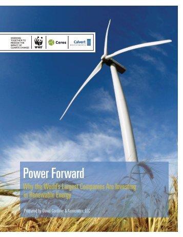 Power Forward - BNA