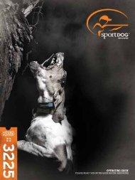 SportDog 3225 Hound Hunter Manual