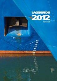 Lagebericht 2012 der Softship AG