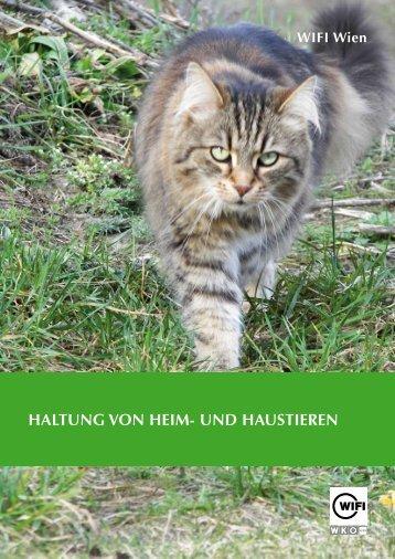 Haltung von Heim- und Haustieren