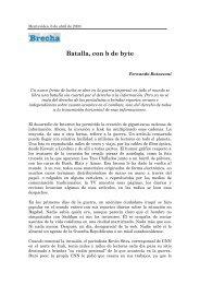 El otro Frente - Fernando Butazzoni
