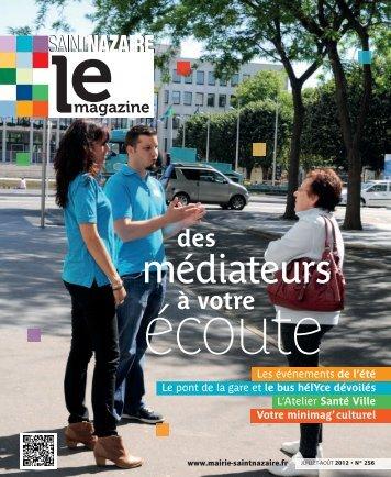 Saint-Nazaire le magazine n°256