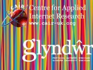 Centre for Applied Internet Research