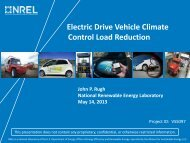 Electric Drive Vehicle Climate Control Load Reduction