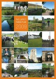 THE LUPPITT PARISH PLAN - Community Council of Devon