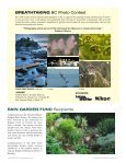 Fall Newsletter 2008 - Nature Trust of British Columbia - Page 7