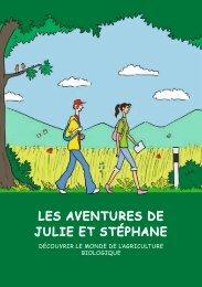 Les aventures de JuLie et stéphane - Europa